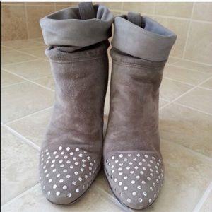 Karen Mullen ankle boots